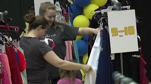 Lesley West Prom Dress Giveaway   Indiana Pacers