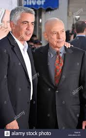 LOS ANGELES, CA. June 16, 2008: Alan Arkin (right) & son Adam ...