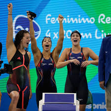 Rio 2016 Olympics: Watch Leah Smith and Team USA Swimming do ...