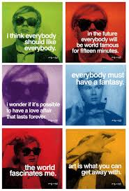 famous andy warhol quotes sophie purdy