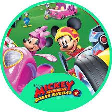 Resultado De Imagen Para Mickey Sobre Ruedas Cumpleanos
