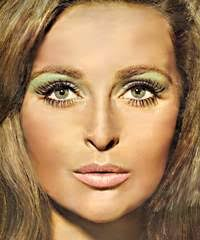 1960s fashion make up