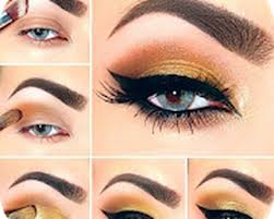 step eyes makeup tutorial android