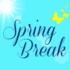 Image result for spring Break school