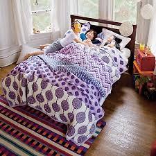 kids bedding girls purple bazaar