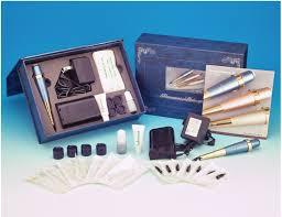 permanent make up tattoo machine kit