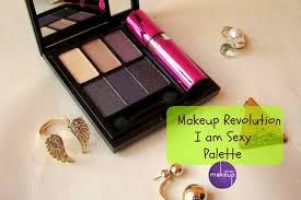 makeup revolution i am y palette
