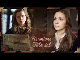 hermione granger makeup and hair