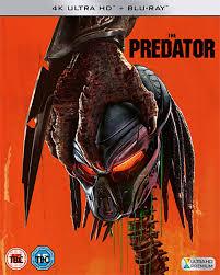 the predator 4k ultra hd blu ray