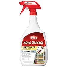 Ortho Home Defense Max Insect Killer For Indoor Perimeter1 Ready To Use Trigger 24 Oz Walmart Com Walmart Com
