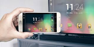 android phone to tv using wi fi usb cable