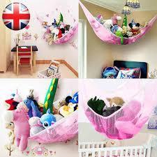 New Large Toy Soft Hammock Mesh Baby Child Kids Bedroom Tidy Storage Nursery Net Baby Essentials Other Nursery Decorations