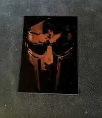 Mf Doom Sticker Ebay