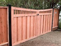 Gates Construction Portfolio A And J Fencing