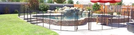 Baby Guard Pool Fence Of Sacramento California Pool Fences