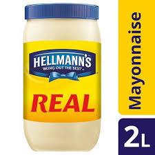 mann s real mayonnaise 2l