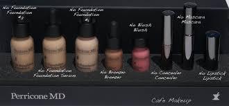 perricone md no makeup makeup skin care