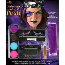 fantasy pirate makeup kit includes