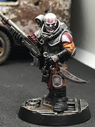 The first of my GSC, The Prodigal Sons! : necromunda