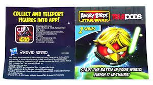 Angry Birds Star Wars Telepods - Series 2 - Rebels vs. Villains ...