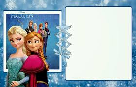 Frozen Party Free Printable Invitations Invitaciones