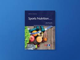 sports nutrition certification issa