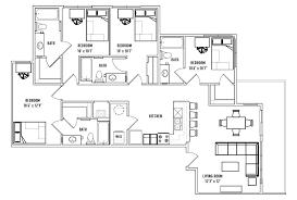 floor plans callaway house apartments