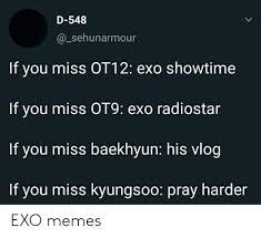 d if you miss ot exo showtiif you miss ot exo radiostar