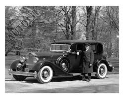 Factory Photo :: U.S. Auto :: Packard :: 1934 Packard V12 Club ...