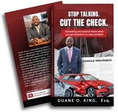 Washington DC Personal Injury Lawyers   Law Offices of Duane O. King
