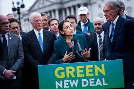 what is the green new deal a climate