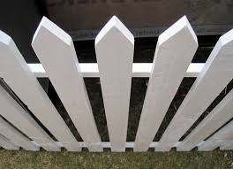 White Picket Fence 1 Free Stock Photo Public Domain Pictures
