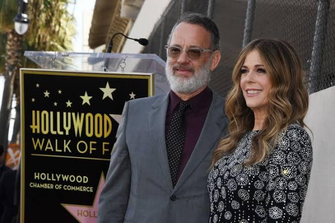 Tom Hanks dan Istri Positif Virus Corona