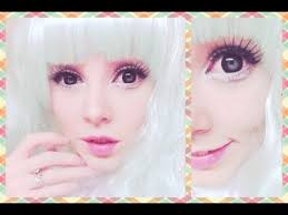 look like a living doll makeup tutorial