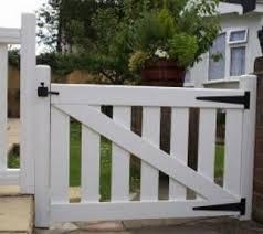 Pvc Small Slatted Gate Pvc Gates Small Plastic Gate Plastic Gates Pvc Gates And Fences Faster Plastics