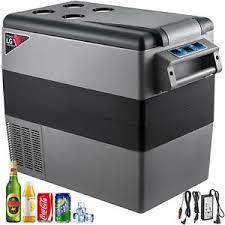 portable car fridge freezer cooler 1