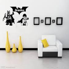 Cartoon Custom Made Lego Batman Wall Decal Personalized Superhero Justice League Vinyl Wall Sticker Comic Home Decor Home Decor Vinyl Wall Stickersbatman Wall Decal Aliexpress