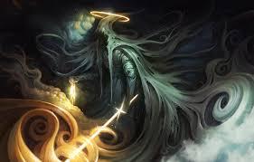 fantasy art abstract fiction