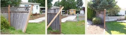 Stur D Fence Post Brackets Clotures Et Portails 2088 Nw Cadbury Beaverton Or Etats Unis Numero De Telephone Yelp