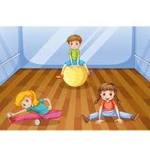 Children Gym Vector Images (over 1,300)