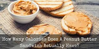how many calories does a peanut er