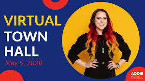 Virtual Town Hall with Addie Miller, 5-3-20 - YouTube