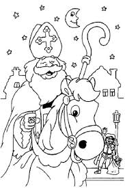 Teken Sinterklaas En Stuur Ons Uw Tekening Landbouwleven