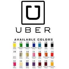 Uber 8 Sign Vinyl Decal Window Windshield Car Sticker Ride Share Sign Taxi Car Truck Graphics Decals Auto Parts And Vehicles Tamerindsa Com Ar