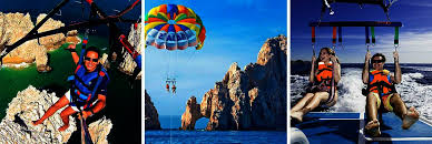 Parasailing en Los Cabos / Tours Los Cabos