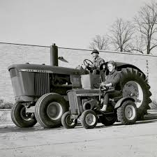 the 110 lawn and garden tractor a