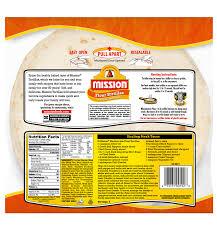 soft taco restaurant style flour
