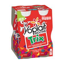 smoothie trix yoplait