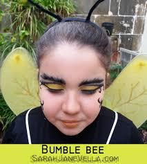 bee costume makeup ideas saubhaya makeup