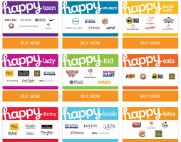 happy gift cards for 50 at giftcardmall